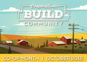 October is Cooperative Month