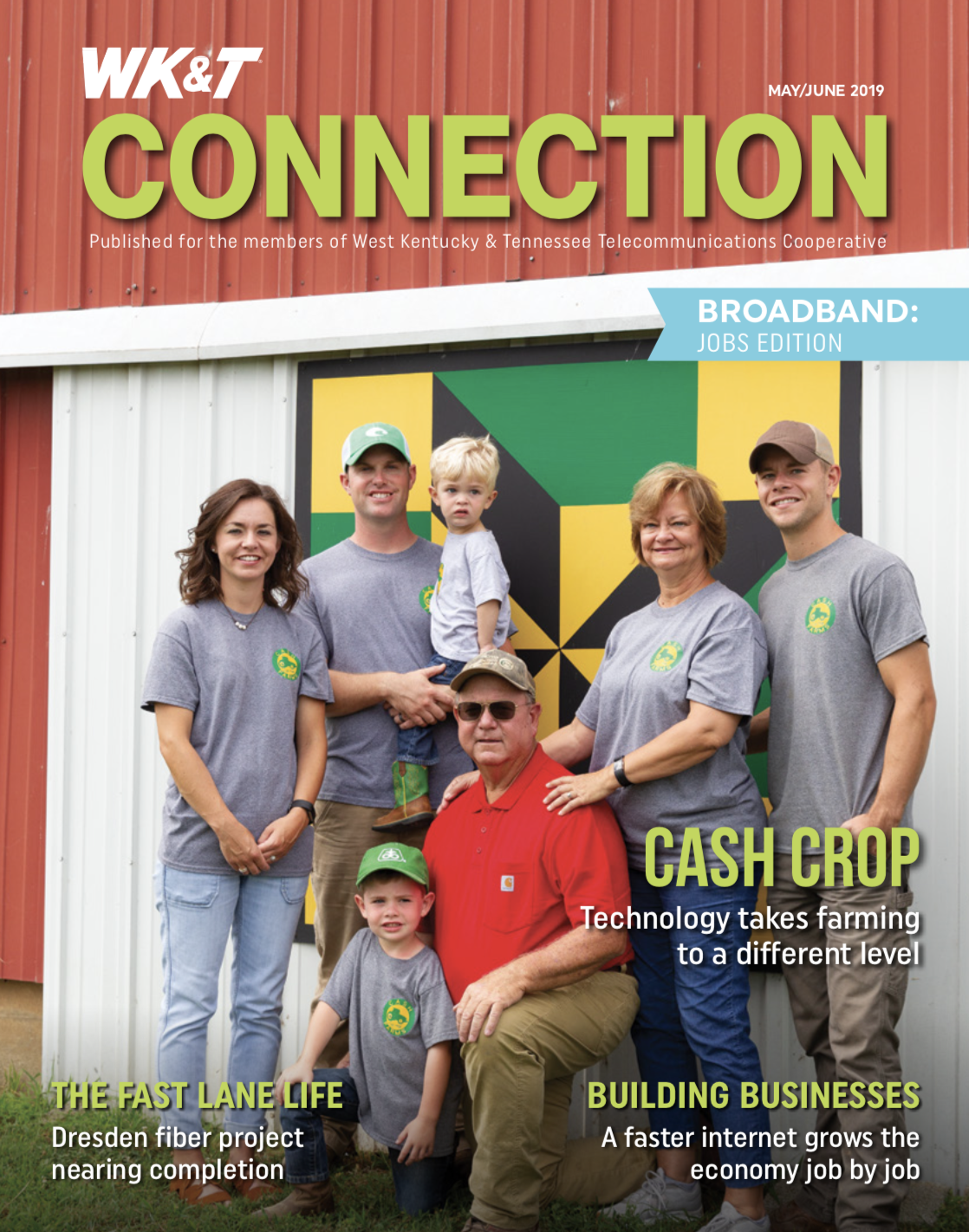 WK&T Connection Current Edition